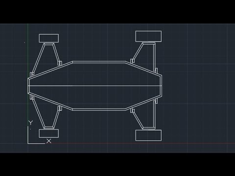 How to build a go kart 4: frame measurements and initial cad design
