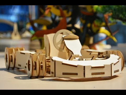 How to make a wooden go kart