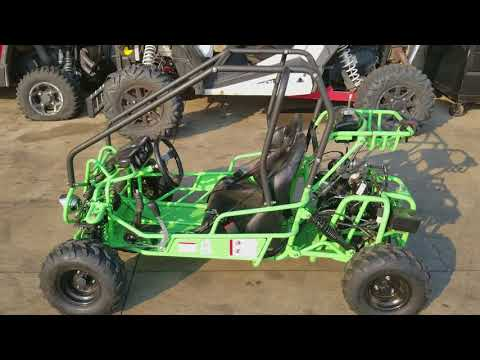 Taotao gk-110 kids go kart   110cc automatic with reverse - gumby edition