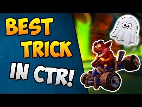 Speed ghost - crash team racing nitro fueled pro tips #22 | every ctr player should know this!