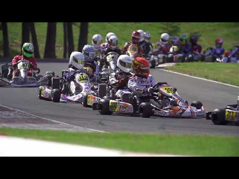 Go kart racing is a professional sport