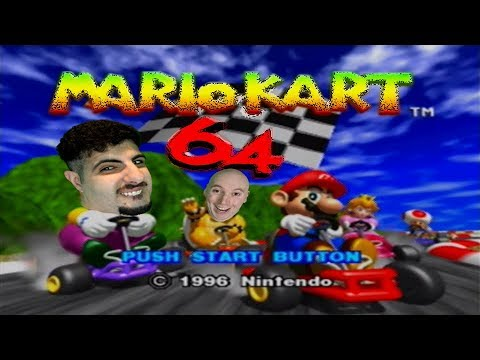 The closest mario kart race in history!!!!
