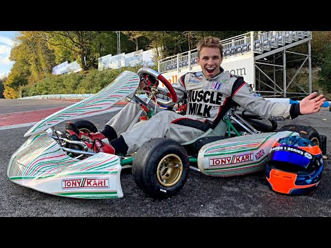 My new 100mph go kart! | first drive