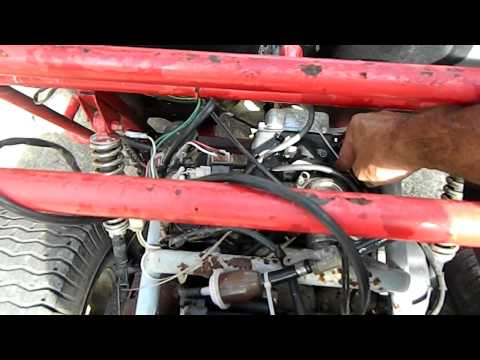 Engine idles but has no power.