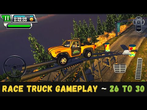 9beta cross country trials offroad hill racing by race truck mission #26 to #30 game game games