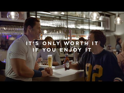 Jimmy works it out | michelob ultra | super bowl liv