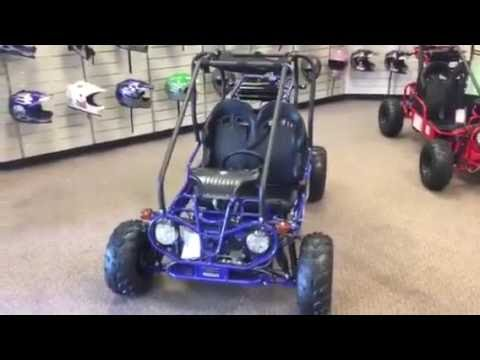 New gas powered110cc small kids go karts on sale $1086 with free shipping - q9 powersports usa