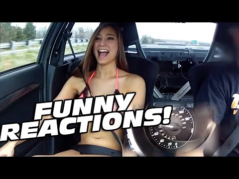 6 peoples reactions to the crazy 900hp 3dx evo