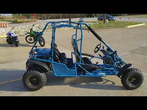200cc 4 seater very classy spider go kart | review | overview