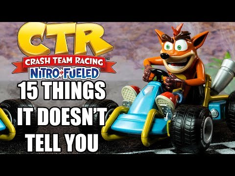 15 beginners tips and tricks crash team racing nitro-fueled doesn't tell you
