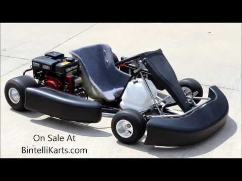 New 6.5hp racing race go karts for sale - tag by bintelli karts