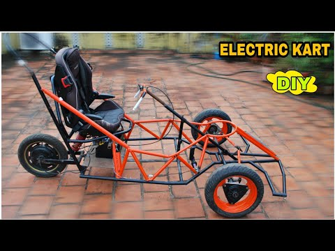 How to build electric go kart from scratch
