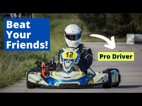 How to win go karting - tips from a professional driver [kart racing for beginners]